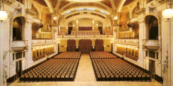 Operní gala koncert ve Smetanově síni