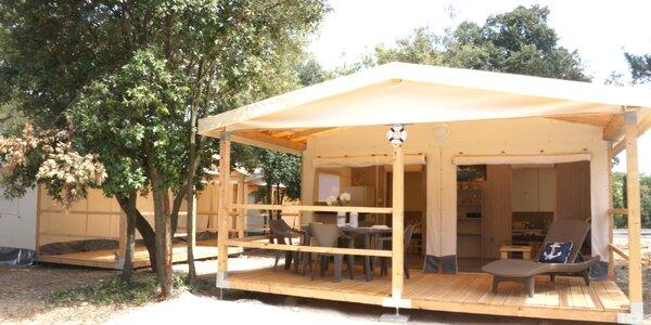 V září do Chorvatska: 7 nocí v krásném bungalovu