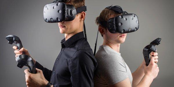 Nahlédnutí do kouzelného světa virtuální reality