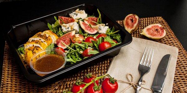 Chutná a vyvážená hotová jídla s rozvozem
