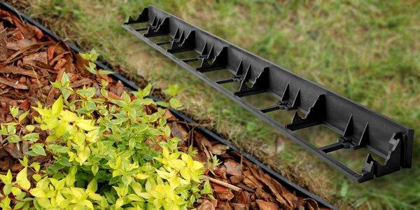 Neviditelný obrubník – součást dokonalé zahrady