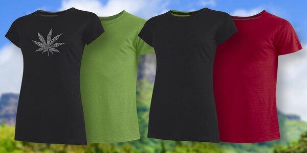 Pohodlná dámská a pánská trička z konopí