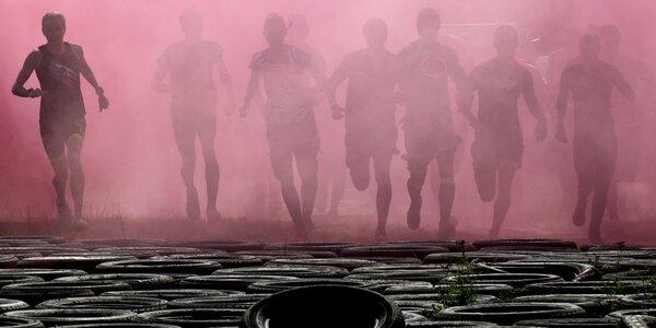 Army Run: Nejextrémnější překážkový běh
