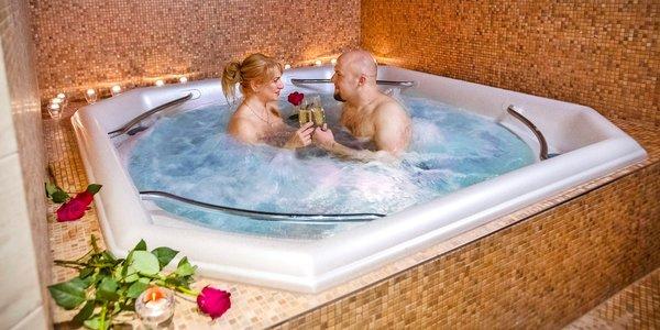 Wellness pobyt ve 4* hotelu v Karlových Varech