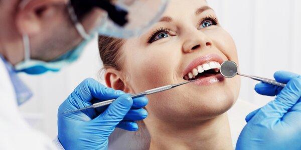 Profesionální dentální hygiena pro zářivý úsměv