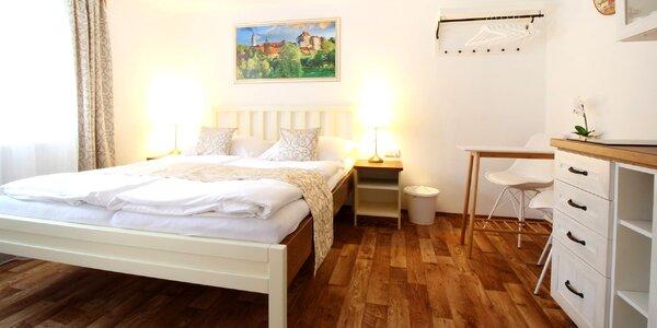 2–3 dny v Krumlově: nový apartmán u centra