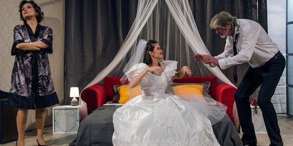 Divadelní představení: Dokud nás milenky nerozdělí