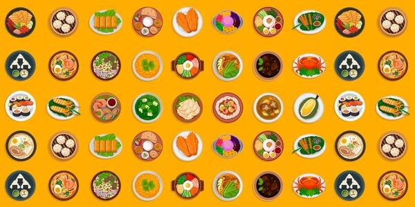 Chuť exotiky: orientální i indická kuchyně