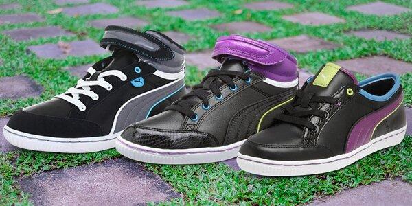 Slušivé dámské boty Puma ve 3 stylech