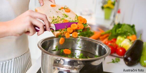 4–5hodinový kurz vegetariánského vaření