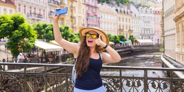 Luxusní dámská wellness jízda u Karlových Varů