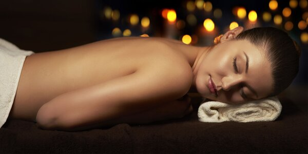 60minutová klasická masáž od Nevidomých masérů