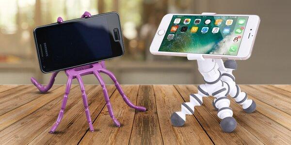 Polohovatelné stylové držáky na telefon i tablet
