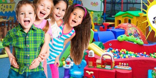 Hlídání dětí na 2 hodiny v Kulíškově v Palladiu