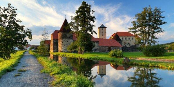 Podzimní pro 2 v Klatovech s wellness a polopenzí