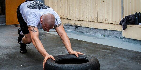 Svaly přichází – 4týdenní fitness kurz pro muže