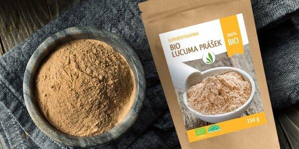 Bio lucuma: posílení imunity i zdravé sladidlo