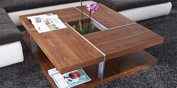 Stylové konferenční stolky v moderním designu