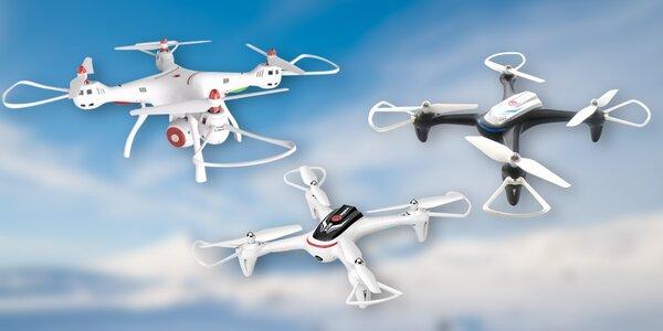 RC drony vhodné i pro začátečníky
