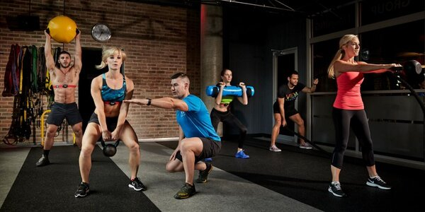 Jdeme cvičit: kruhový trénink ShowUP®