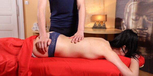 Online kurz partnerské masáže - dva přístupy