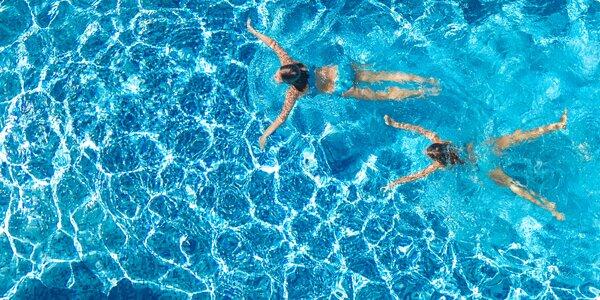 Aquaparky a bazény, léto jede dál