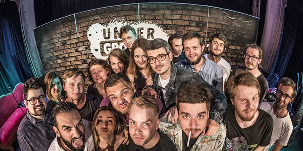 Vstupenka na Stand-up Show s UGC v Prostějově