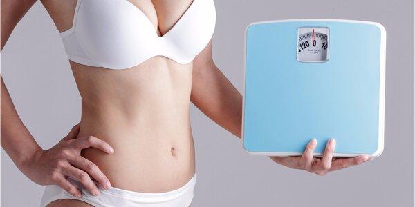 Neinvazivní liposukce modrým laserem