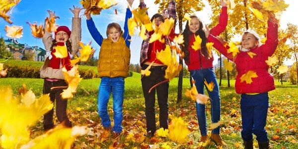 Pobyty v době podzimních prázdnin