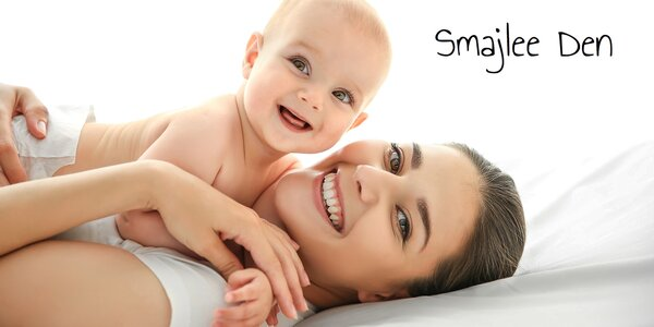 Smajlee den: vstup na veletrh pro maminky a děti