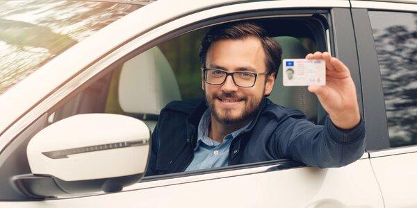 Rezervace na autoškolu – řidičák na osobák