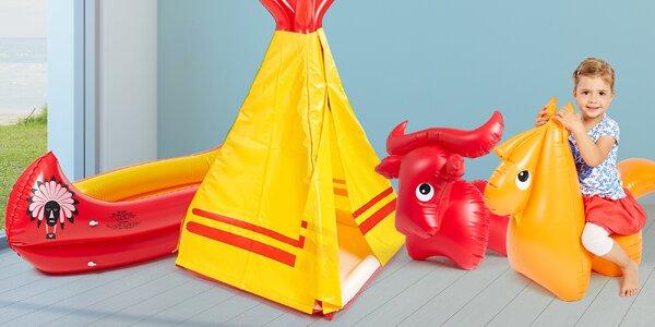Kultovní i nové nafukovací hračky z Fatry