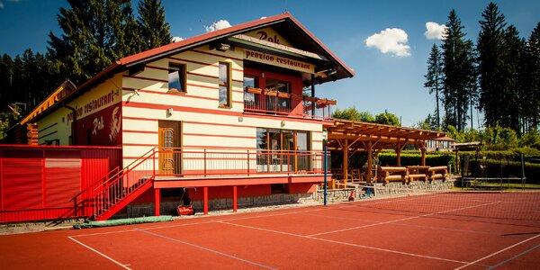 Říjen a podzimní prázdniny na Lipně, 3–5 dní