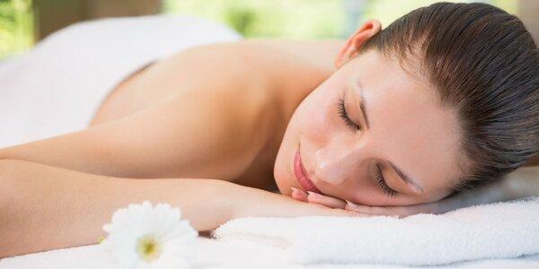 Výběr ze tří různých masáží pro zasloužený oddych