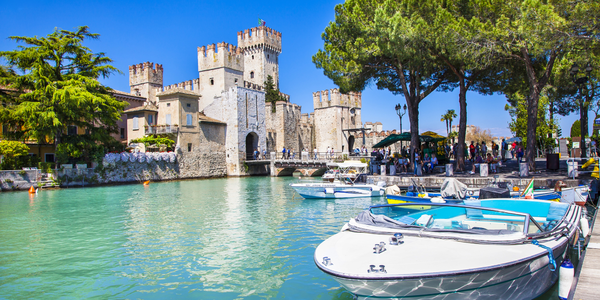 Řím, Florencie, Lago di Garda, Verona a Benátky