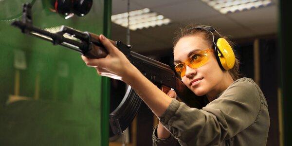 Střelecké balíčky: krátké i dlouhé zbraně