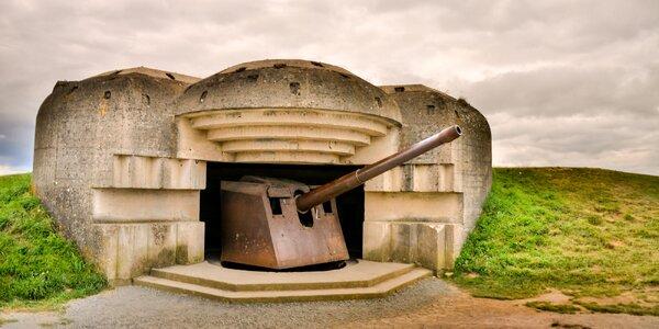 Den D – oslavy 75. výročí vylodění v Normandii