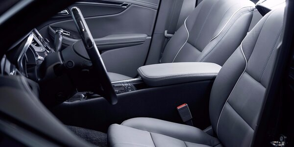 Zimní čištění interiéru auta od Auto-repair