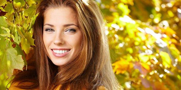 Podzimní detoxikační kosmetické ošetření a zábal