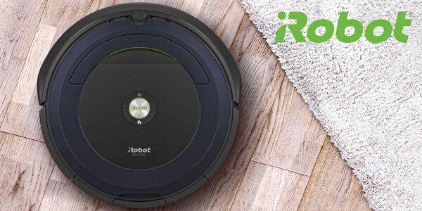 Robotický vysavač iRobot Roomba 695 s Wi-Fi