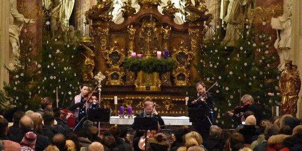 Adventní koncerty v kostele u Karlova mostu