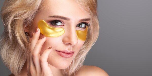 Kosmetické ošetření s nanokolagenovými pláty