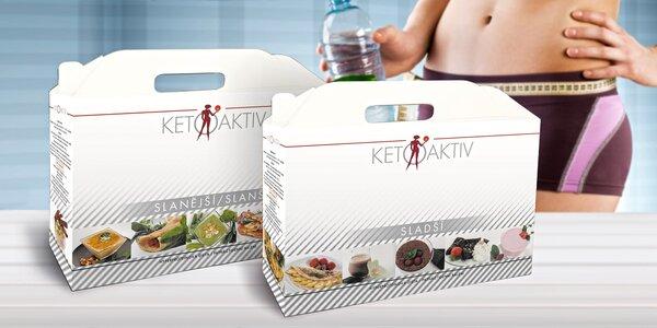 14denní proteinová dieta KETOAKTIV®
