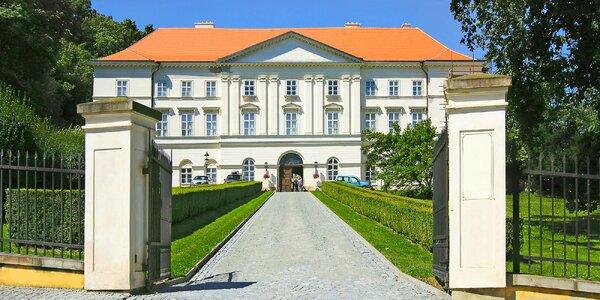 Rodinný pobyt v Boskovicích
