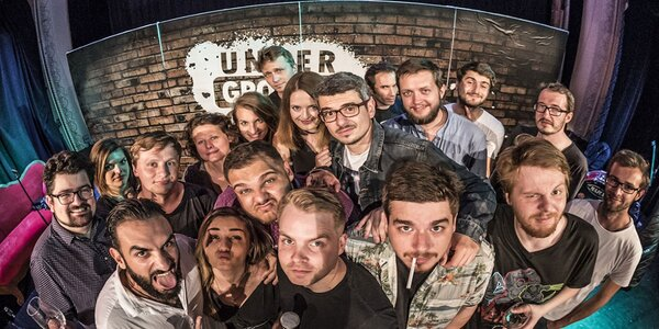 Vstupenka na The Best of Underground Comedy