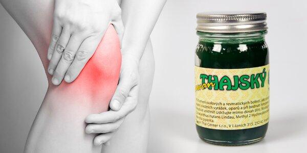 Smaragd thajský bylinný balzám, 100 g