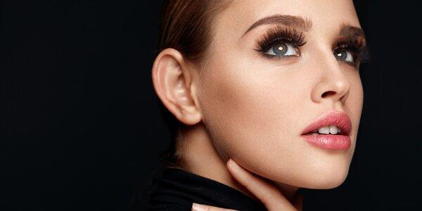 Výrazné oči: Objemové 3D a 5D řasy Perfect Lashes®