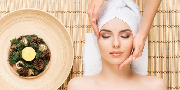Kosmetické ošetření včetně hloubkového čištění pleti