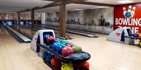 Bowling pro 2–6 hráčů: různé časy ve všední dny
