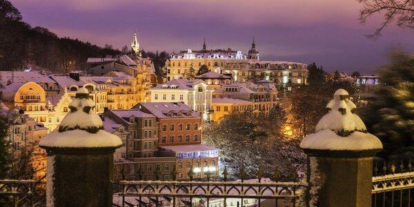 Pobyt v luxusních apartmánech v centru Varů